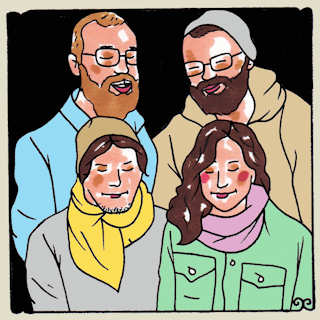 The Delphines | Daytrotter Session